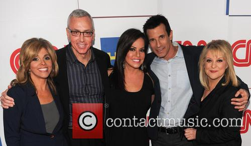 Jane Velez-mitchell, Dr Drew, Robin Meade, A.j. Hammer and Nancy Grace 8