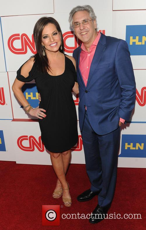 Robin Meade and Albie Hecht 10