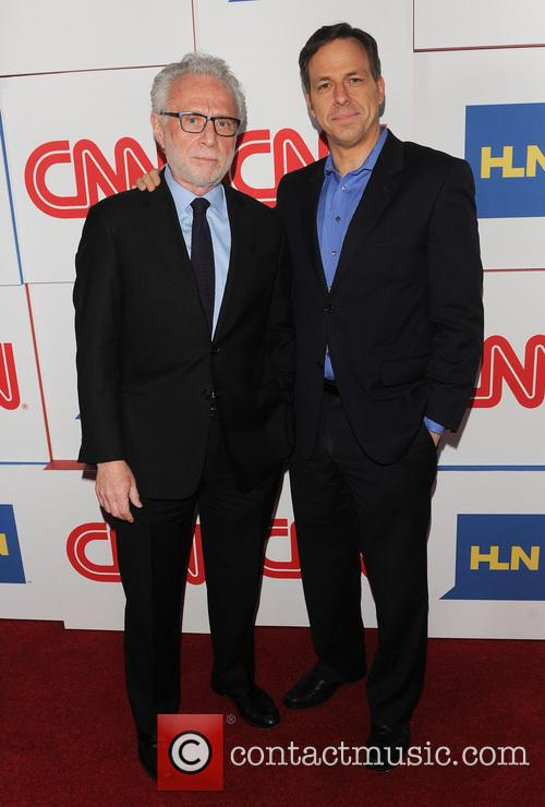 Wolf Blitzer and Jake Tapper 2