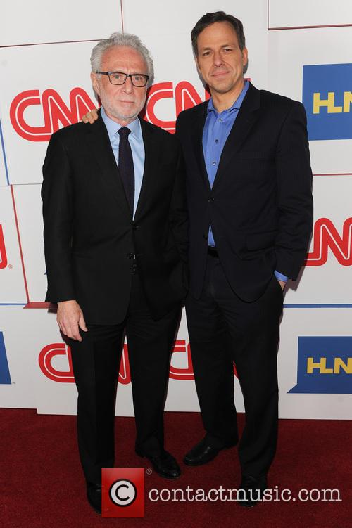 Wolf Blitzer and Jake Tapper 3