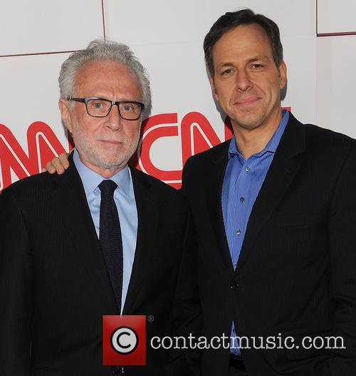 Wolf Blitzer and Jake Tapper 1