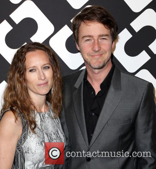 Shauna Robertson and Edward Norton 5