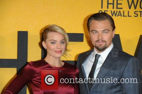 Margot Robbie and Leonardo Dicaprio 7