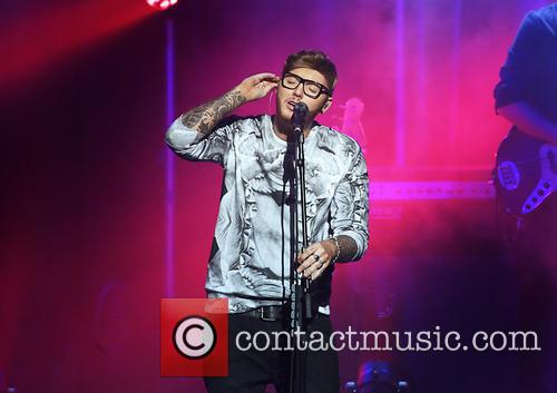 James Arthur performs in Liverpool