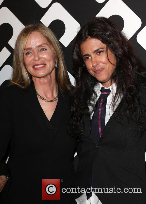 Barbara Bach and Francesca Gregorini 2
