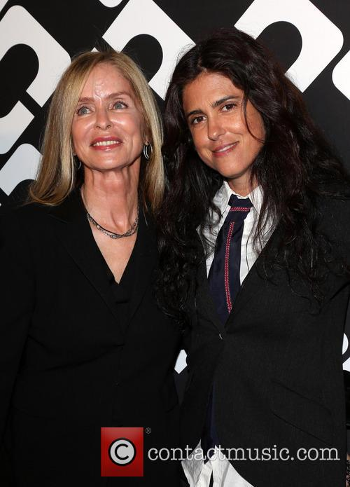 Barbara Bach and Francesca Gregorini 4