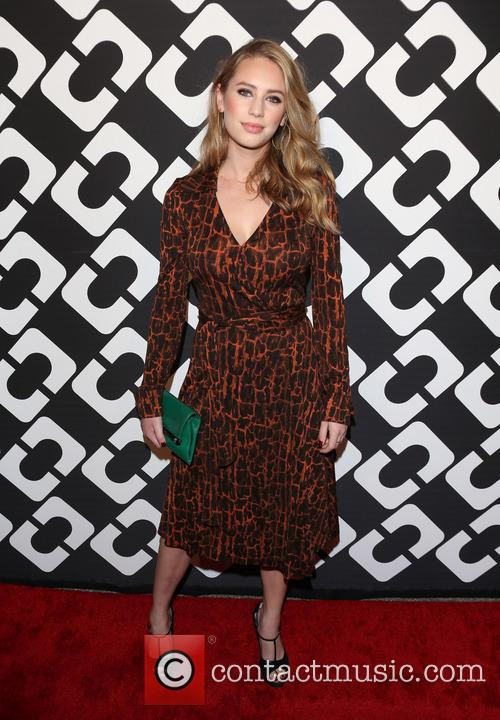 Diane Von Furstenberg, Dylan Penn, Journey and Celebration 3