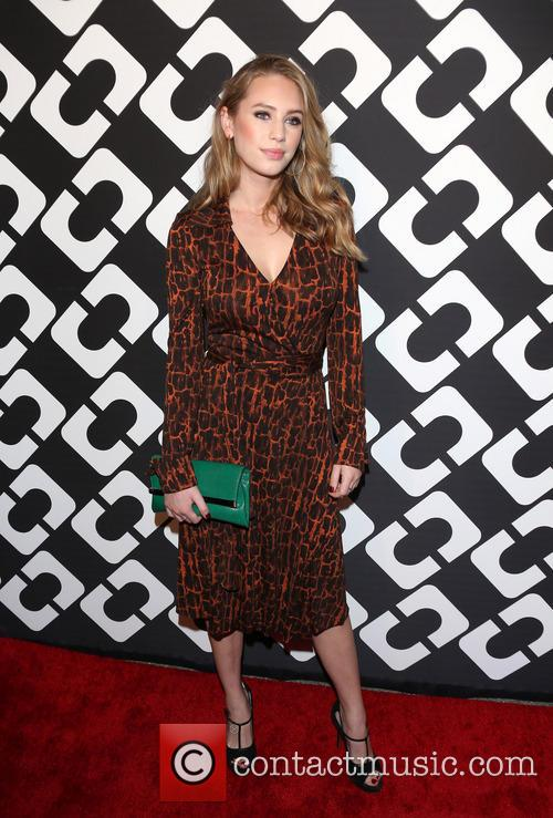 Diane Von Furstenberg, Dylan Penn, Journey, Celebration, May Company Building