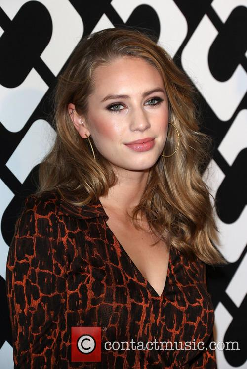 Diane Von Furstenberg, Dylan Penn, Journey and Celebration 1