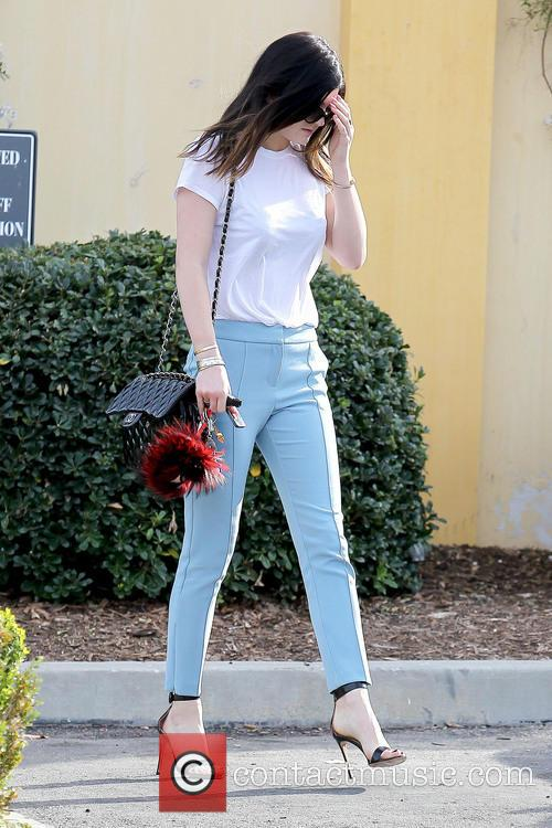 Kylie Jenner out and about in Calabasas