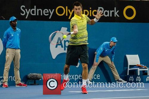Tennis and Bernard Tomic 7