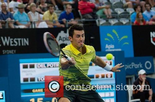 Tennis and Bernard Tomic 1