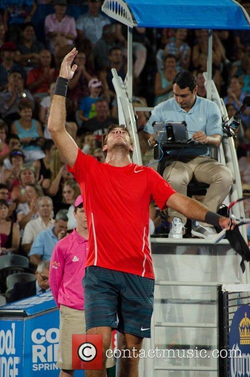 Tennis and Juan Martin Del Potro 3