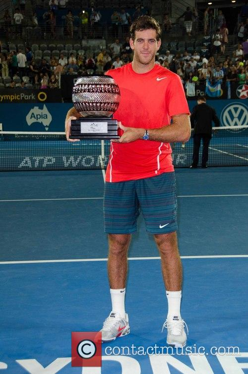 Tennis and Juan Martin del Potro 13