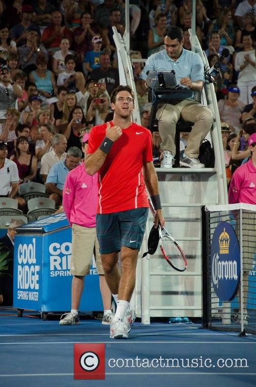 Tennis and Juan Martin del Potro 16