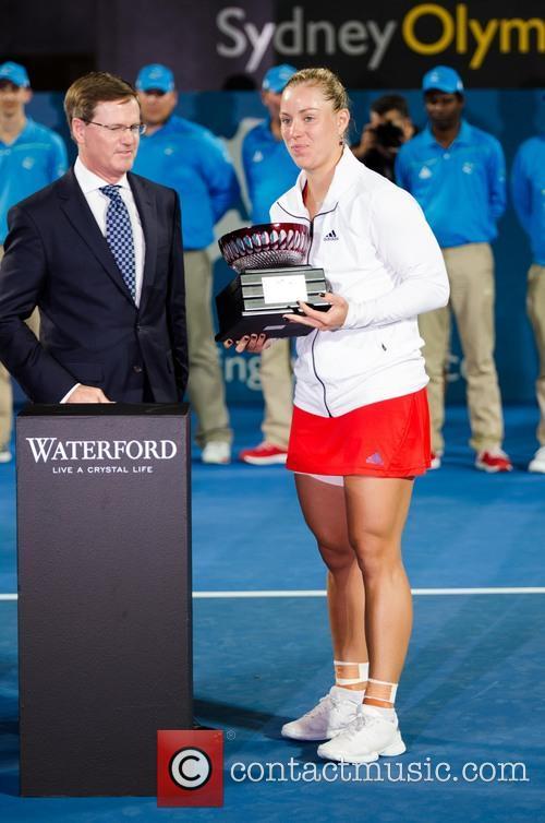 Tennis and Angelique Kerber 2