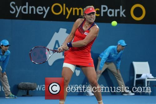 Tennis and Angelique Kerber 4
