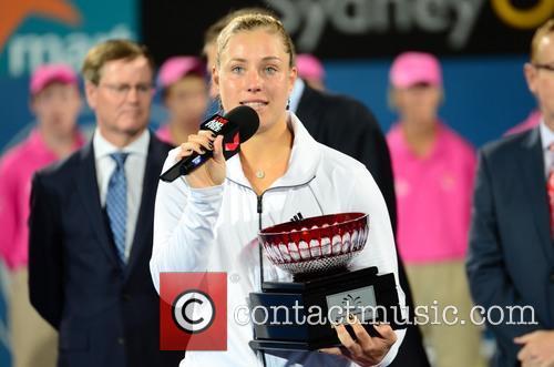 Tennis and Angelique Kerber 5