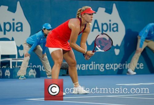 Tennis and Angelique Kerber 1