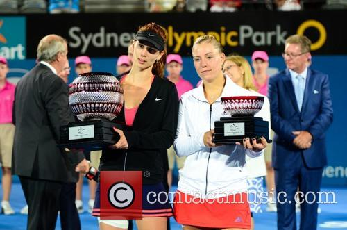 Tsvetana Pironkova and Angelique Kerber 7