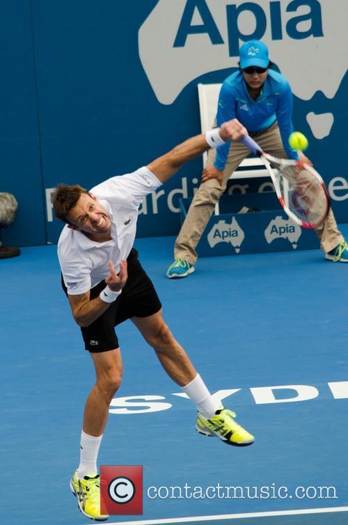 Tennis and Daniel Nestor 2