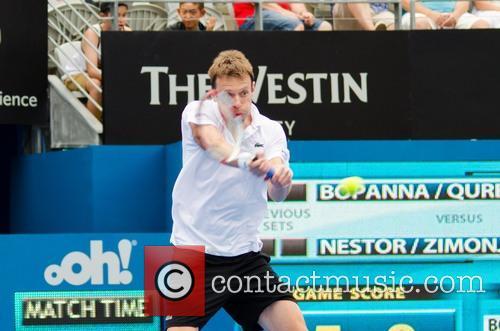 Tennis and Daniel Nestor 1