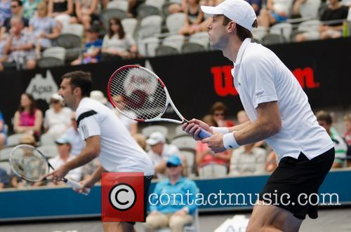 Tennis, Nenad Zimonjic and Daniel Nestor 3