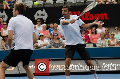 Tennis, Nenad Zimonjic, Daniel Nestor