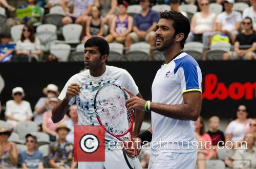 Tennis, Rohan Bopanna and Aisam-ul-haq Qureshi 9