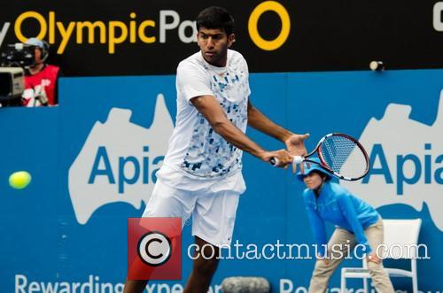 Tennis and Rohan Bopanna 7