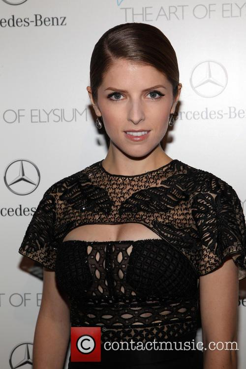 Anna Kendrick, Guerin Pavilion at the Skirball Cultural Center