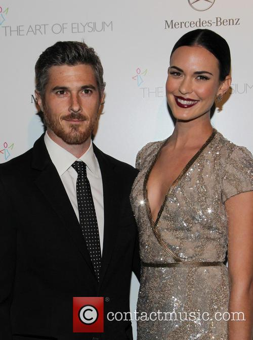 Dave Annable and Odette Annable 3