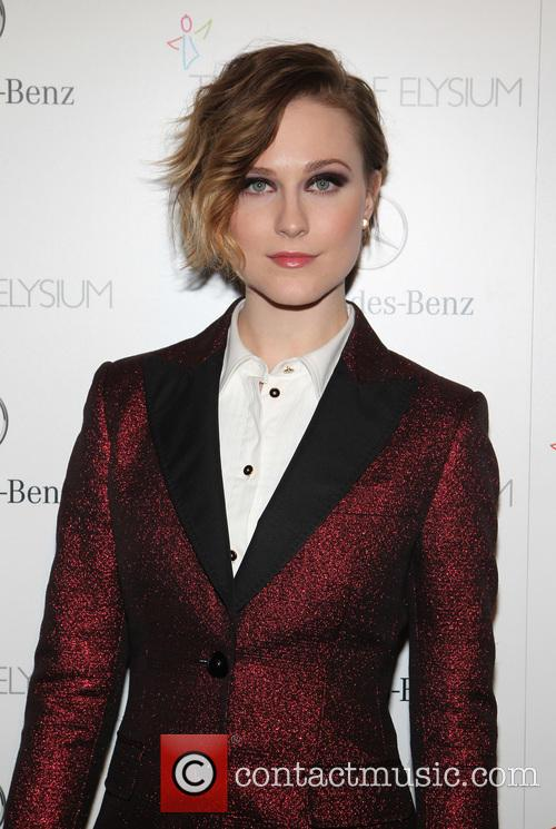 Evan Rachel Wood, Guerin Pavilion at the Skirball Cultural Center
