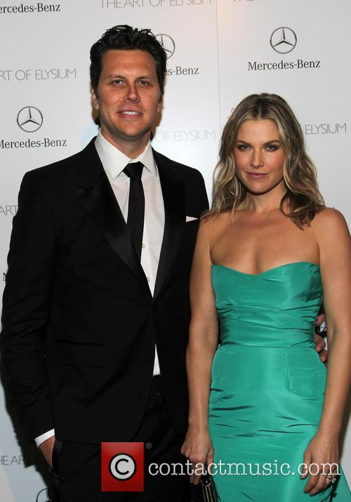 Hayes Macarthur and Ali Larter 1