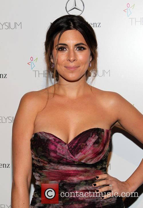 Jamie Lynn Sigler, Guerin Pavilion at the Skirball Cultural Center