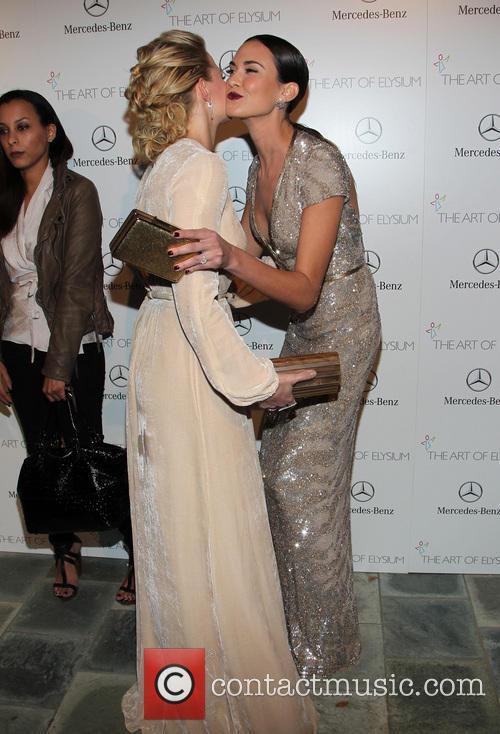 Jennifer Morrison and Odette Annable 4