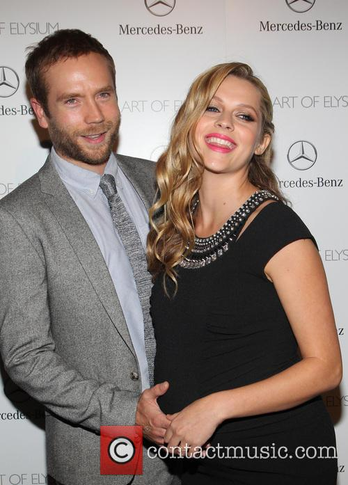 Mark Webber and Teresa Palmer 2