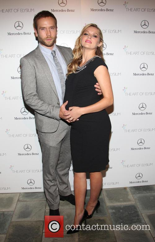 Mark Webber and Teresa Palmer 4