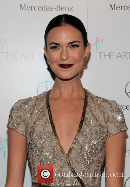 Odette Annable, Guerin Pavilion at the Skirball Cultural Center
