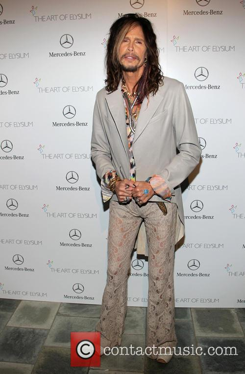 Steven Tyler, Guerin Pavilion at the Skirball Cultural Center