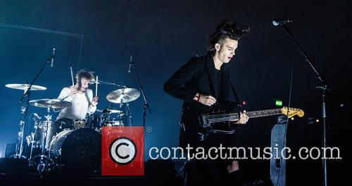 Matthew Healy and George Daniel 7