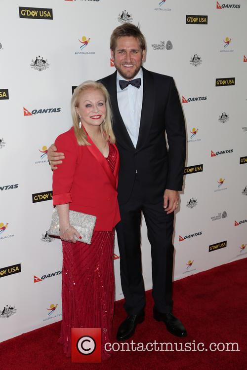 Jacki Weaver and Curtis Stone 6