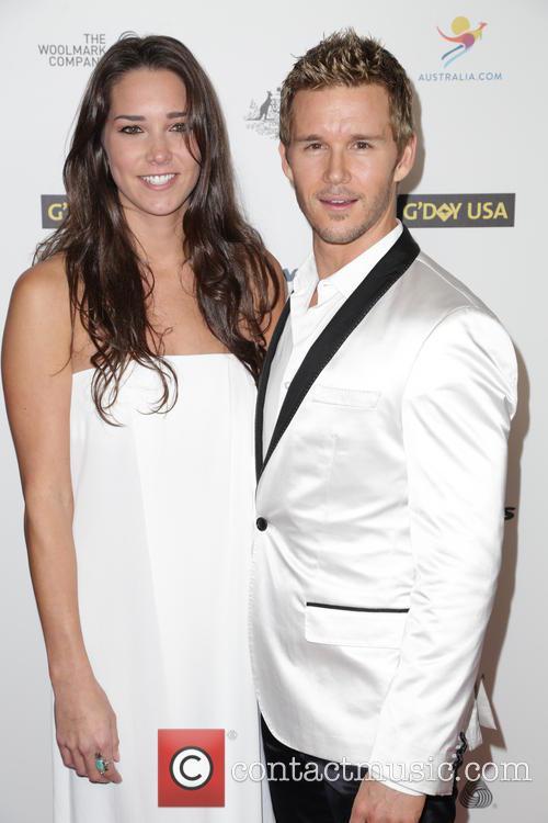 Sara Canning and Ryan Kwanten 2