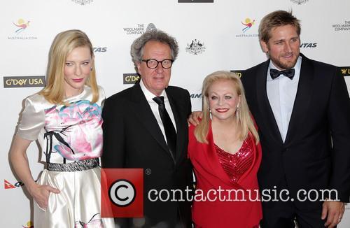 Cate Blanchett, Geoffrey Rush, Jacki Weaver and Curtis Stone 5