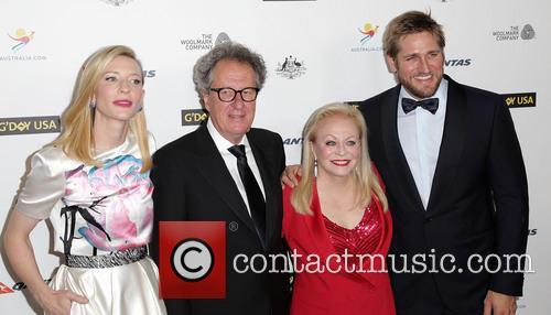 Cate Blanchett, Geoffrey Rush, Jacki Weaver and Curtis Stone 11