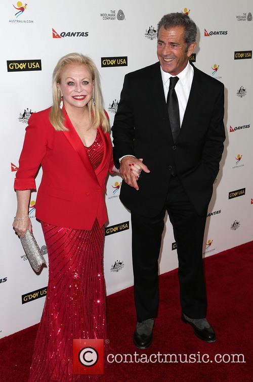 Jacki Weaver and Mel Gibson 1