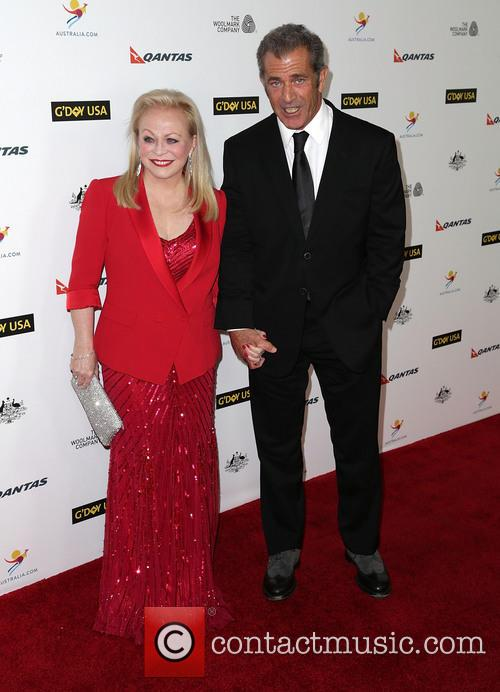 Jacki Weaver and Mel Gibson 2