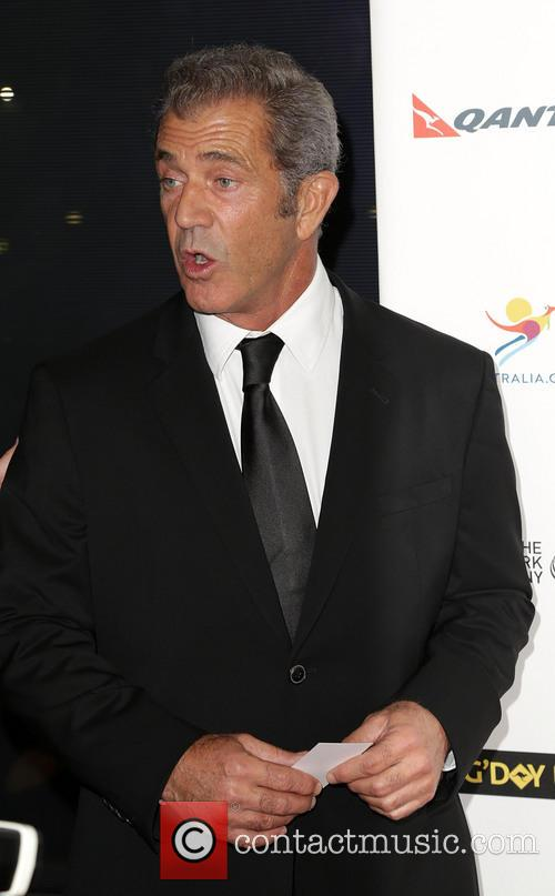 mel gibson 2014 gday usa los angeles 4019145