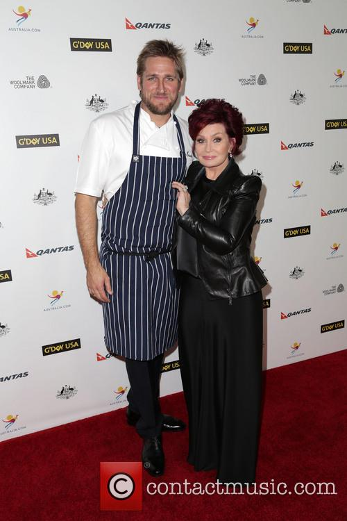 Curtis Stone and Sharon Osbourne 8
