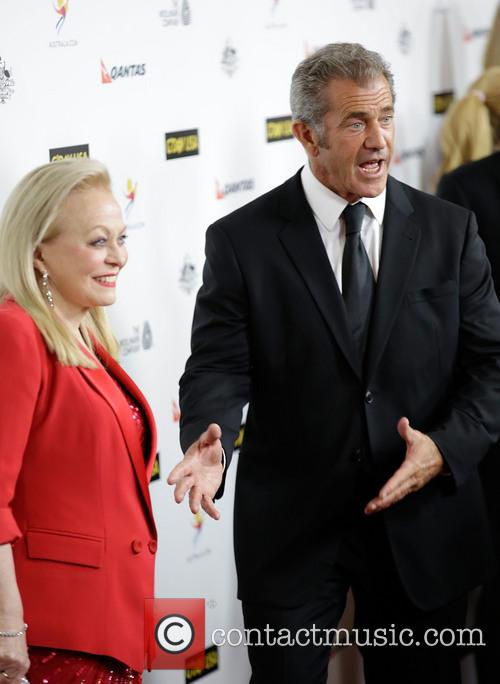Jacki Weaver and Mel Gibson 7